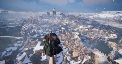 Assassin's Creed Valhalla: Exploration - большие города, миссии, парусный спорт