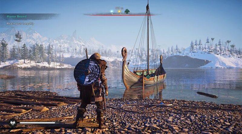 Assassin's Creed Valhalla: Drakkar - корабль, экипаж, модификация