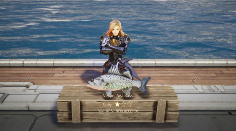 Руководство по рыбалке Tales of Arise - места для рыбалки, удочки и приманки