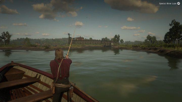 Red Dead Redemption 2: Советы по рыбалке - приманки и управление