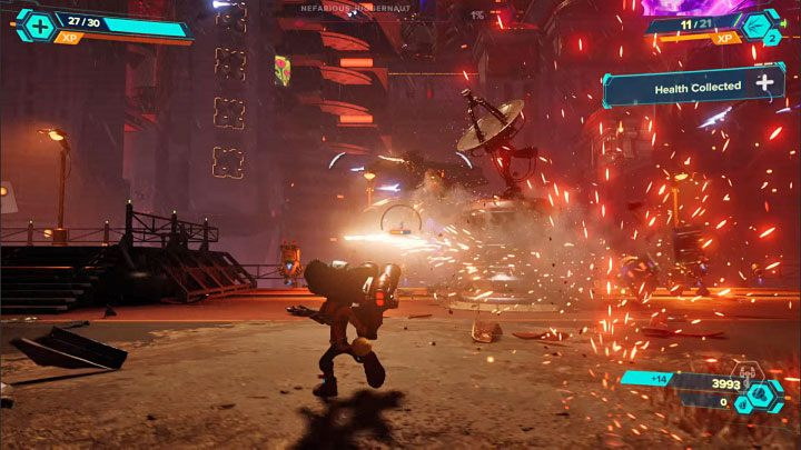 Ratchet & Clank Rift Apart: Nefarious Juggernaut - как победить?