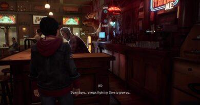 Life is Strange True Colors: Bar - прохождение