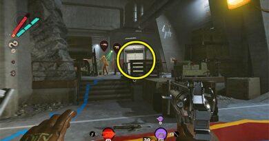 Deathloop: Reactor - как выключить?
