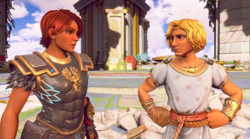 Immortals Fenyx Rising: Внешний вид персонажа - как изменить?