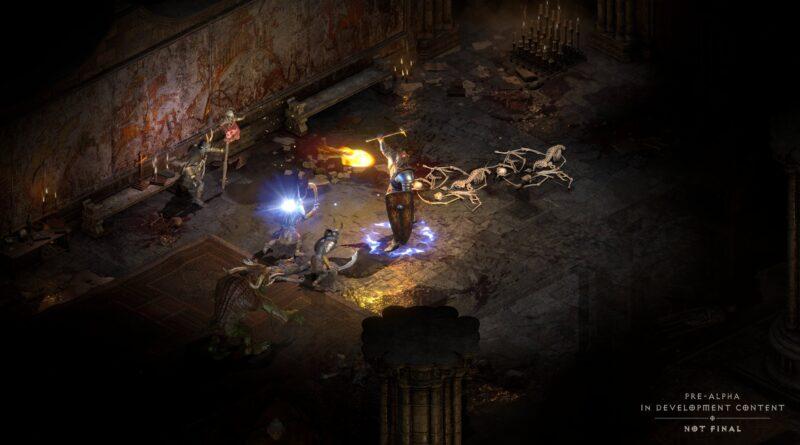 Diablo 2 Resurrected: Loot - где его искать?