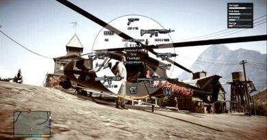 GTA 5: Руководство по лучшему оружию