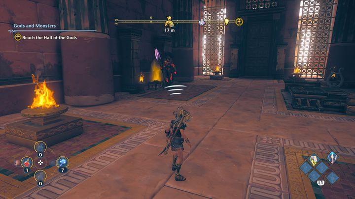 Immortals Fenyx Rising: Epic сундук (Clashing Rocks) - как получить?
