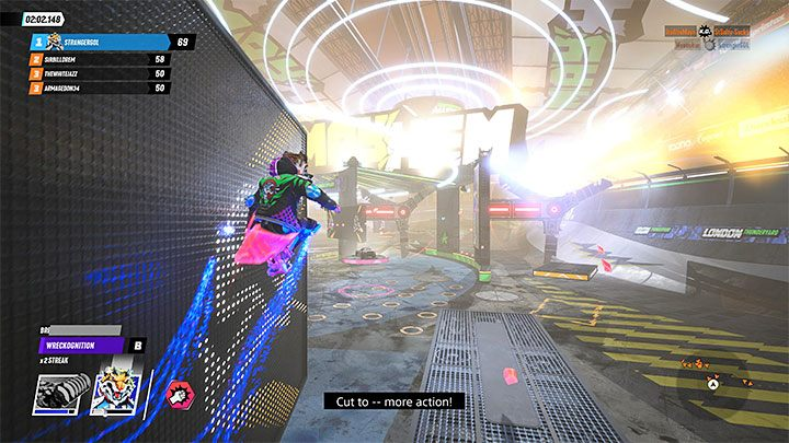 Destruction AllStars: Двойной прыжок - как выполнять?