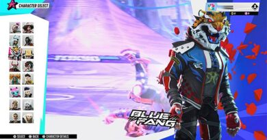 Destructio AllStars: Bluefang - Звездный гид
