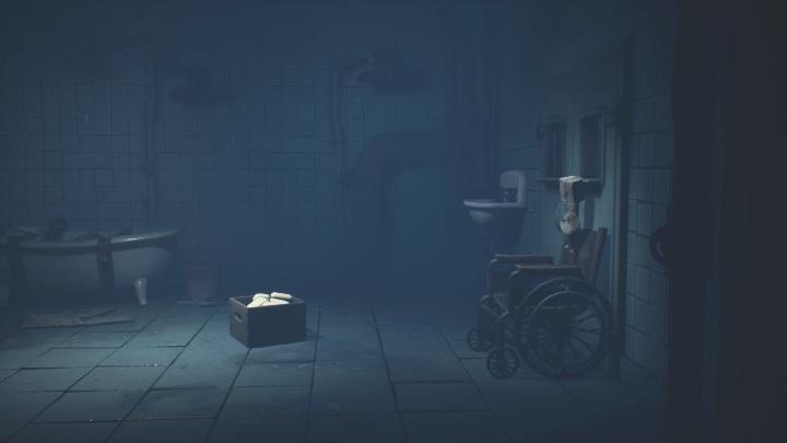Little Nightmares 2: Головоломка для инвалидных колясок - как выбраться?