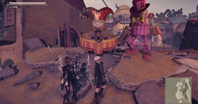 NieR Automata: Руководство по взлому