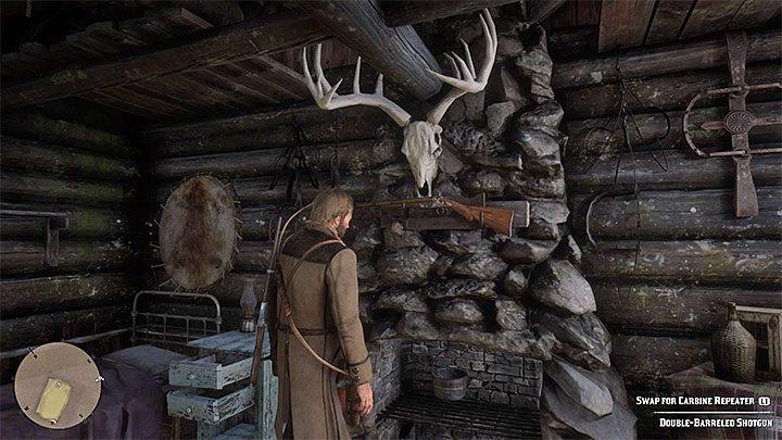 Red Dead Redemption 2: гайд по лучшему оружию