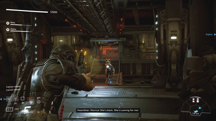 Aliens: Fireteam Elite: Rescue - прохождение