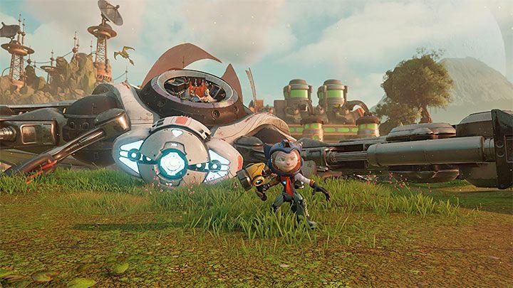 Ratchet & Clank Rift Apart: Seekerpede, Sargasso - как победить босса?