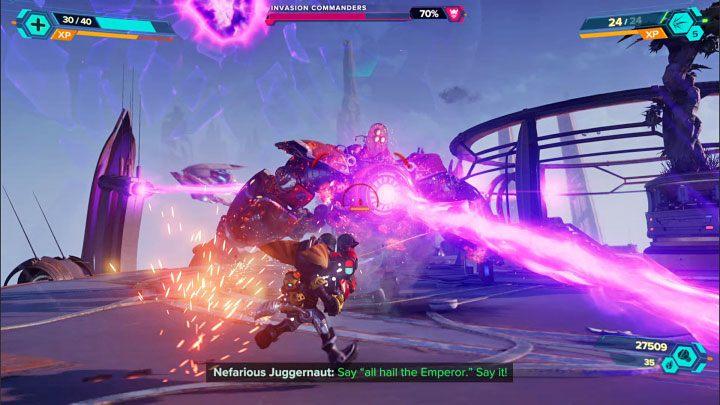 Ratchet & Clank Rift Apart: Invasion Commanders, Савали - как победить?