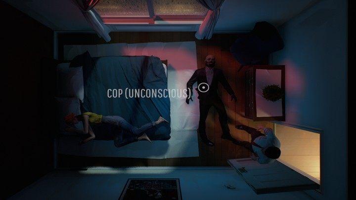 12 минут: Полицейский - как бить?