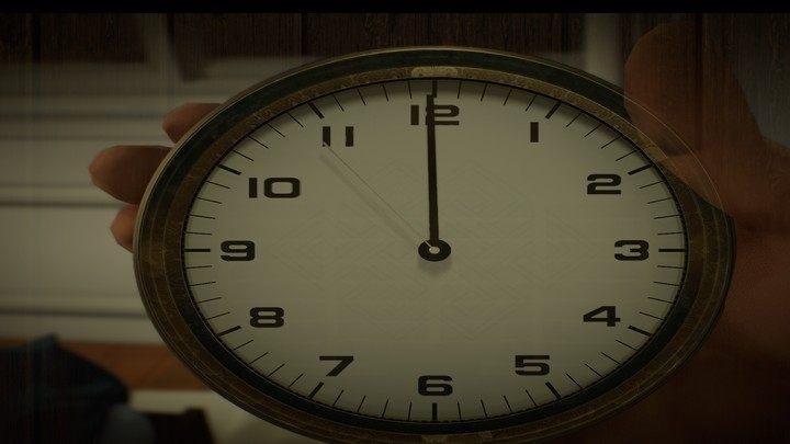 12 минут: стрелки часов не поворачиваются назад - что делать?