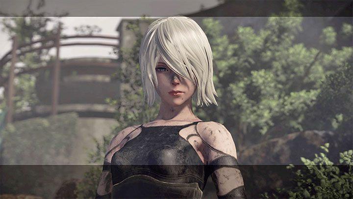 NieR Automata: игровые персонажи