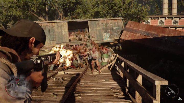 Days Gone: оружие и бой