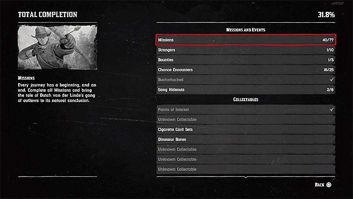 Red Dead Redemption 2: завершение игры на 100% - советы, все действия