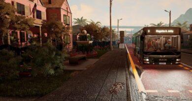 Обзор Bus Simulator 21 - Дорожные бегуны