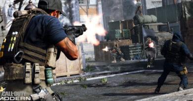 Утечка Call of Duty предполагает, что Modern Warfare 2 выйдет в следующем году