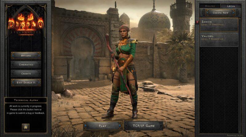 Diablo 2 Resurrected: после смерти - Могу ли я вернуть свое снаряжение?