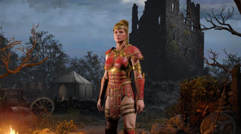 Diablo 2 Resurrected: навыки персонажа - как сбросить?