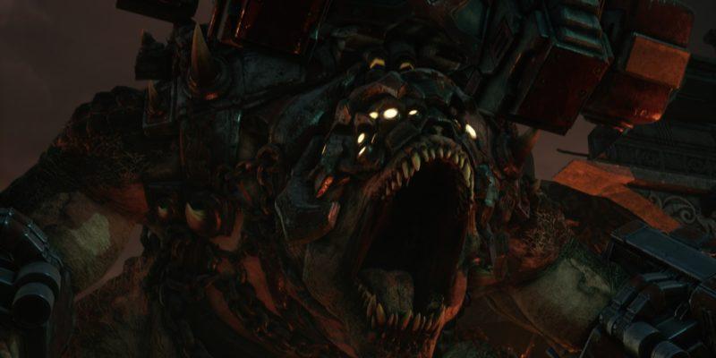 Gears Tactics: руководство босса Брумака
