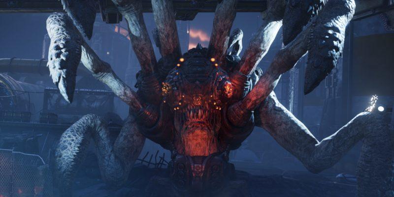 Gears Tactics: руководство босса Corpser