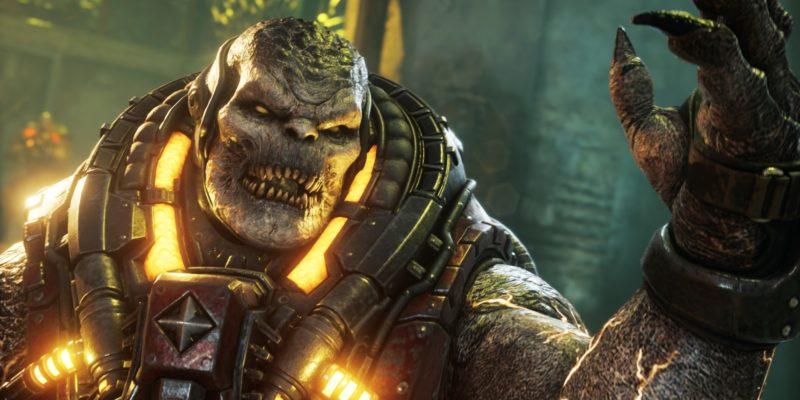 Руководство Gears Tactics: вражеские отряды Орды саранчи