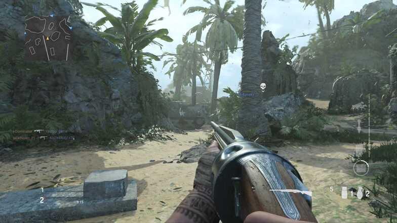 Лучшая установка класса револьверного дробовика в Call of Duty: Vanguard