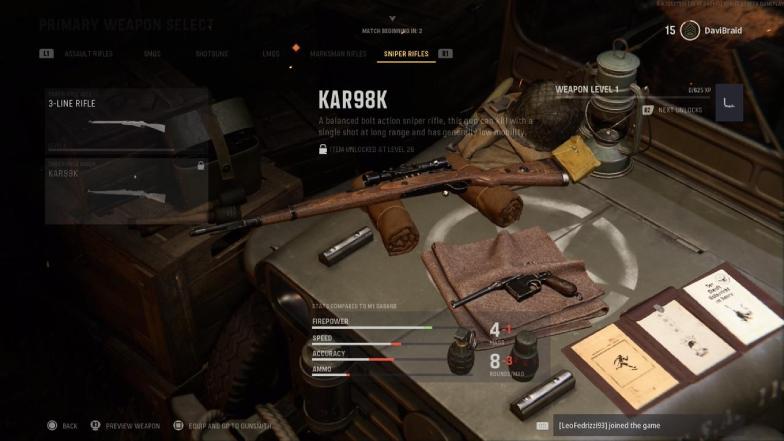 Лучшая снайперская винтовка и снаряжение в Call of Duty: Vanguard