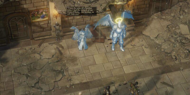 Pathfinder: Wrath of the Righteous - В реальном времени против пошаговой