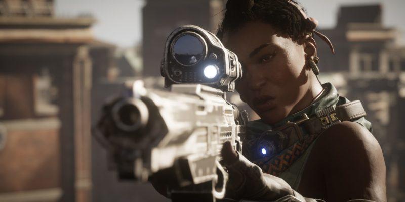 Gears Tactics: руководство по классу снайпера - лучшие навыки и предметы