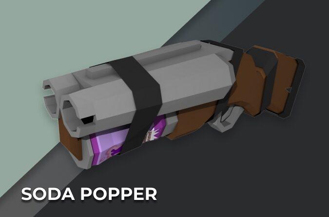 Лучшее оружие разведчика Team Fortress 2