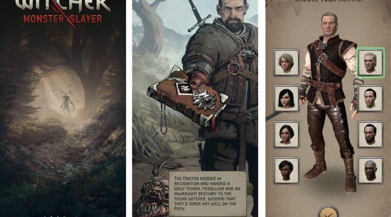 Ведьмак Monster Slayer: Руководство по созданию персонажа