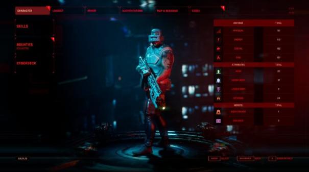 The Ascen: развитие персонажа