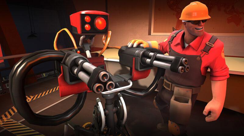 Лучшее оружие инженера Team Fortress 2
