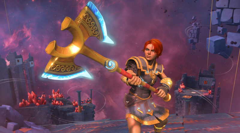 Immortals Fenyx Rising: какое оружие доступно в игре?