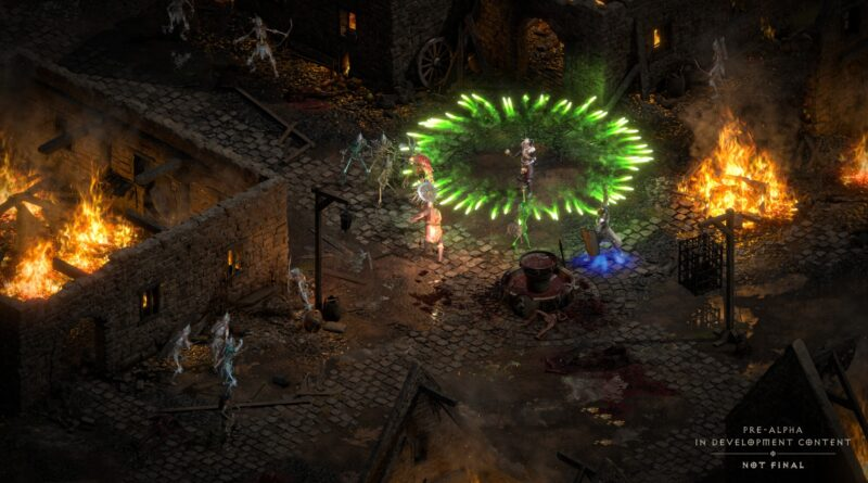 Diablo 2 Resurrected: продолжительность игры