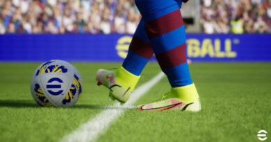 Предварительный просмотр eFootball - Создание идеальной футбольной среды