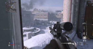 Лучший снайпер для Quickscoping в Call of Duty: Vanguard