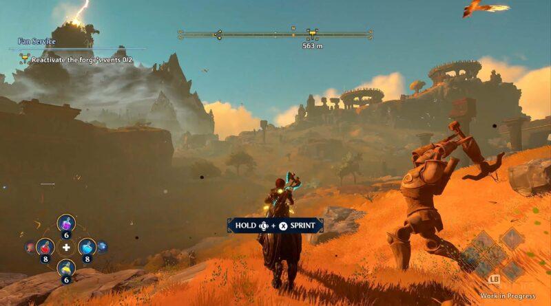 Immortals Fenyx Rising: Mounts - как приручить?
