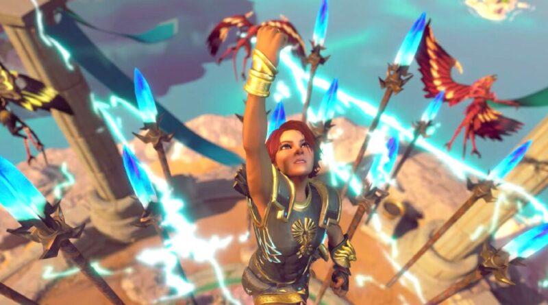 Immortals Fenyx Rising: Обычный сундук (War's Den) - как получить?