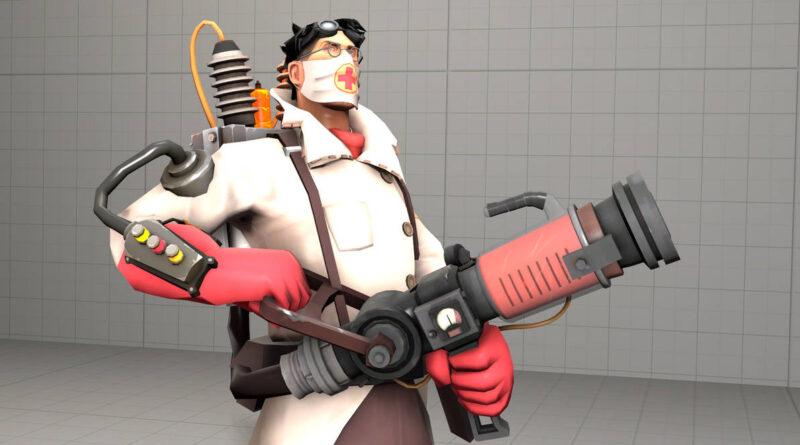 Лучшее оружие для медиков в Team Fortress 2
